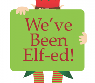 We've Been Elfed